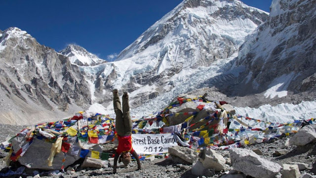 It's  a amazing experience to go for Everest trekking.