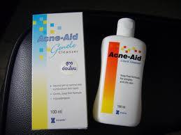 Acne Aid รักษาสิวผด
