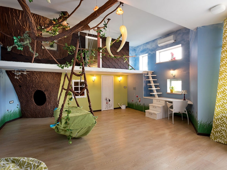 Amazing kid's room in Modern house by Yakusha Design