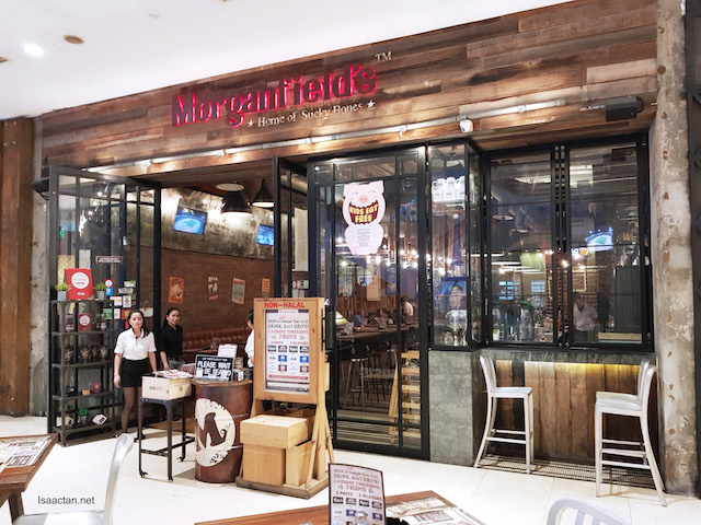 Morganfield's Pavilion KL
