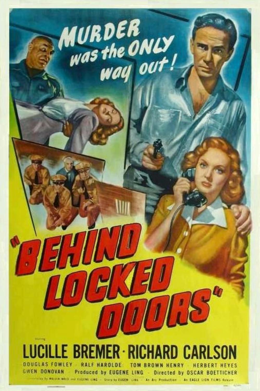 Behind The Door Full Movie