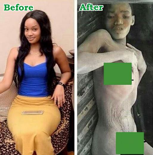 tanzanian lady buried alive boyfriend