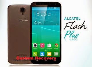 Alcatel Flush Plus Recovery