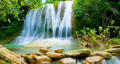 Wisata Air Terjun Jurang Pulosari atau Curug Pulosari Bantul Yogyakarta wisataarea.com