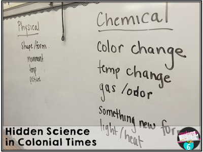Hidden science in colonial times