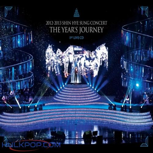 Shin Hye Sung – 2012-2013 Shin Hye Sung Concert The Year`s Journey