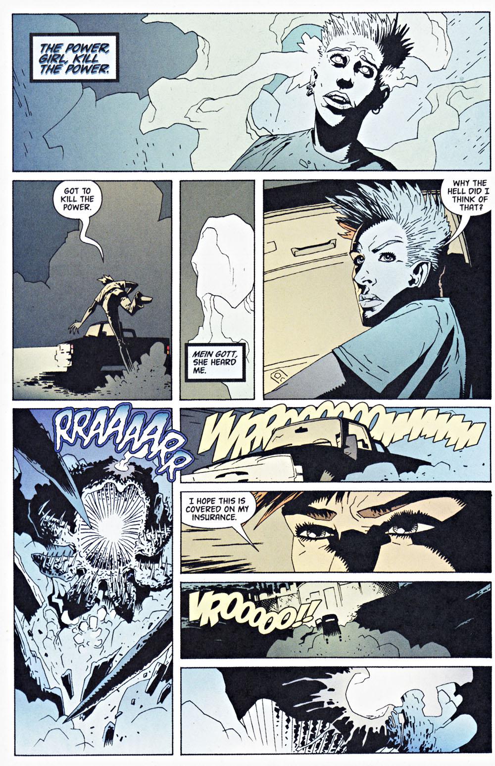 Read online Hellboy: Weird Tales comic -  Issue #7 - 26
