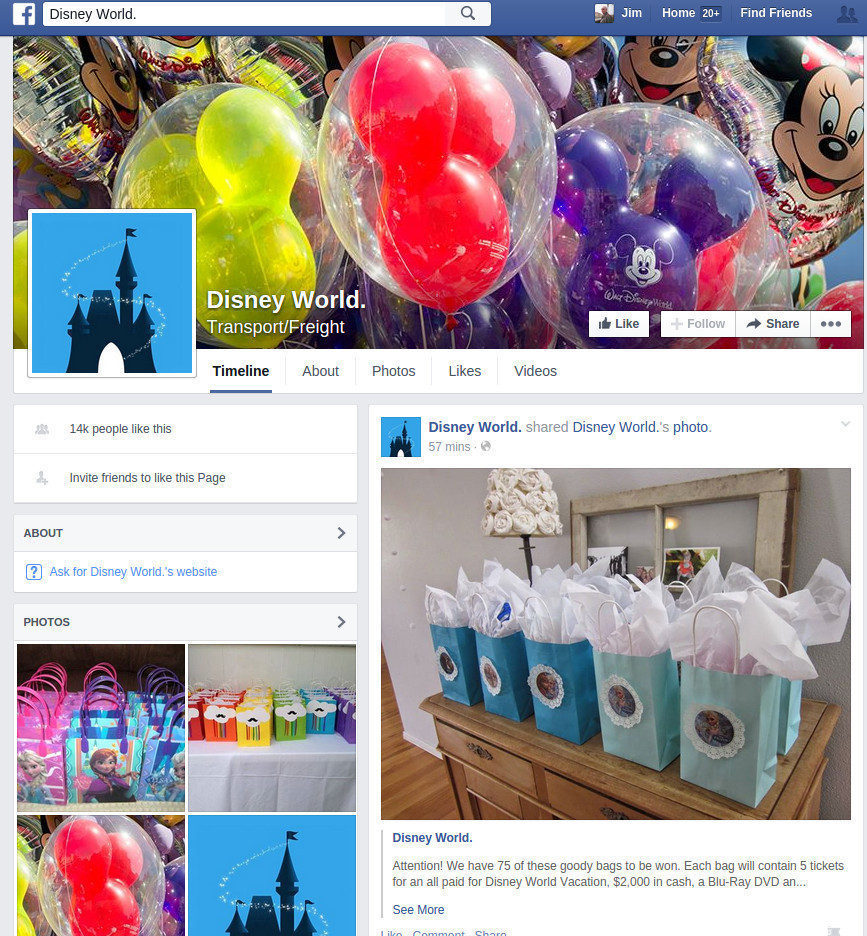 Daily Pixie Dust: How to Stop Facebook Scams!