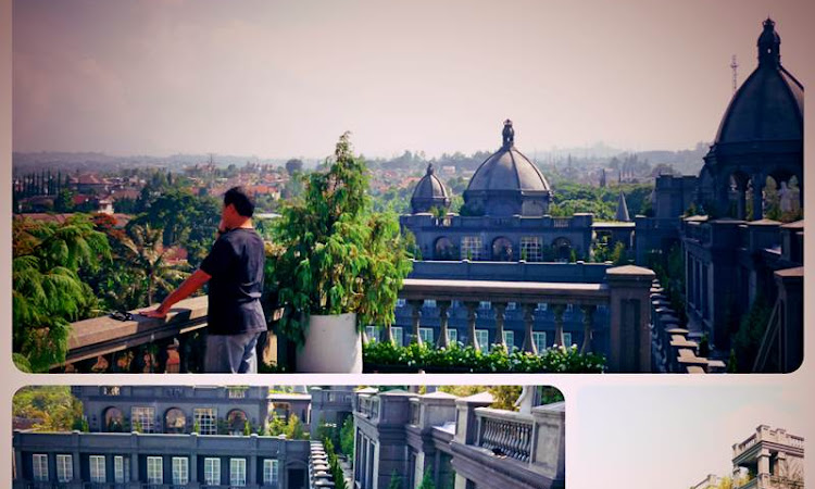 Hotel Bintang Lima, GH Universal Bandung!