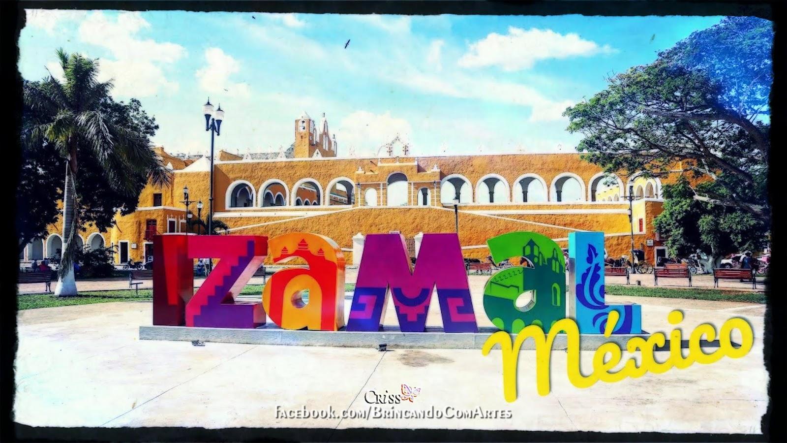 Izamal, a Cidade Amarela (México)