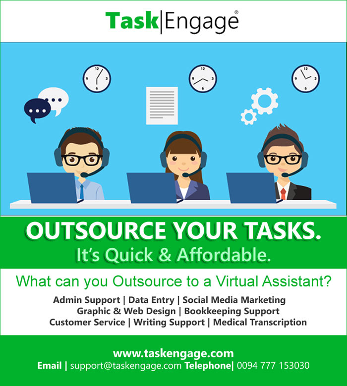 TaskEngage | Outsource your tasks.