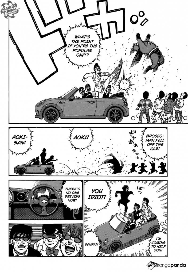 Hajime no Ippo - Chapter 1125