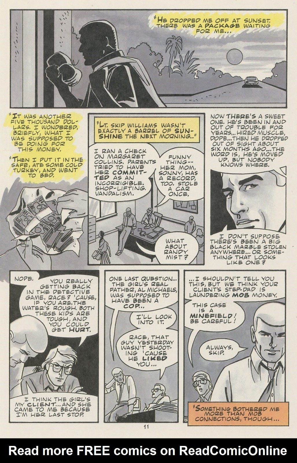 Jonny Quest (1986) issue 18 - Page 13