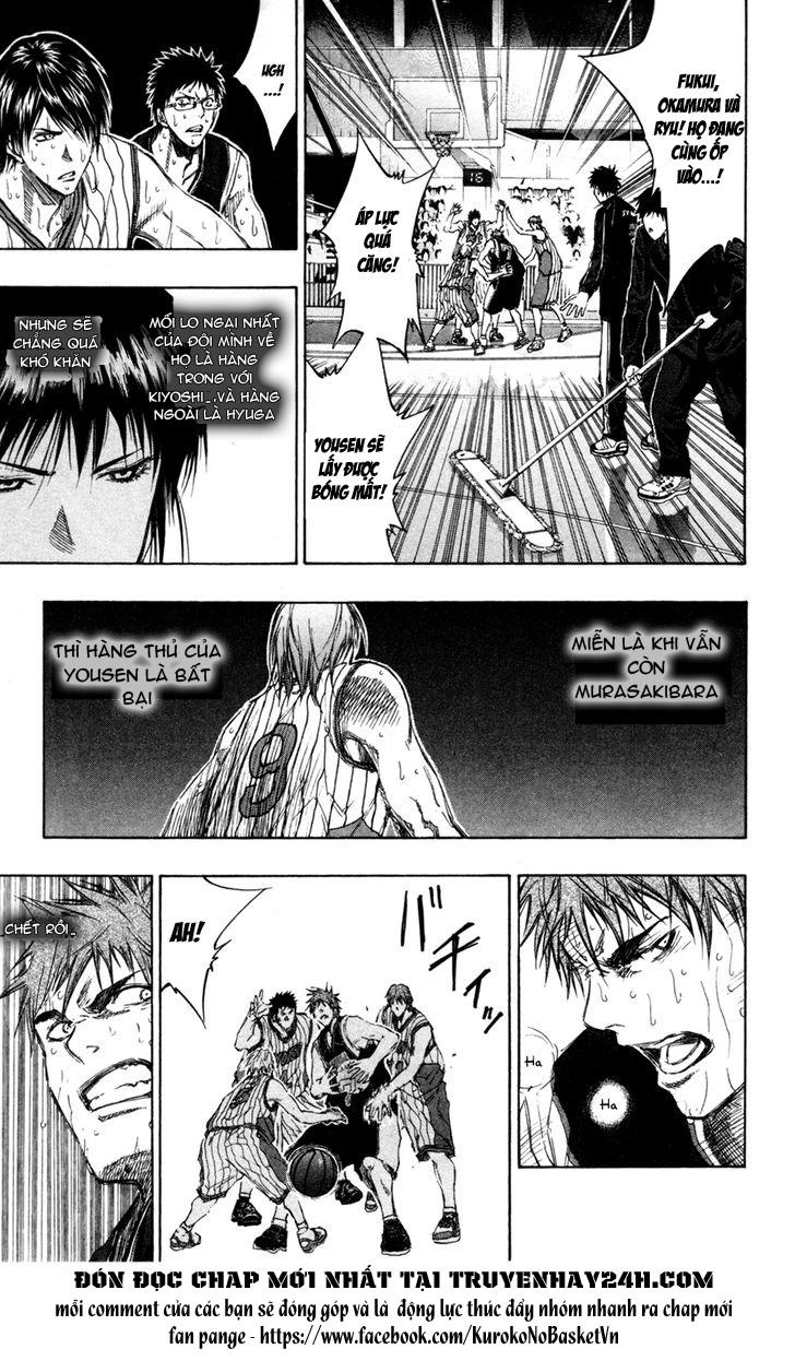 Kuroko No Basket chap 154 trang 14