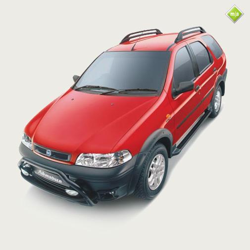 INFORMATIONS: Fiat Palio Sport Adventure 1.6 Latest Car
