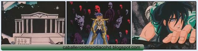 Caballeros del Zodiaco - Saint Seiya - 4x13 - 48 Shiryu Vuelve del País de los Muertos