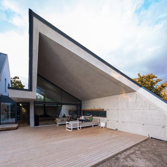 macam macam bentuk atap rumah