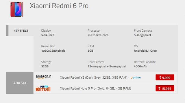 redmi 6 pro -- everythingknowhere,ooo