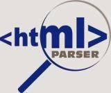HTML Parser for Blogger - Tool untuk Parse HTML - Ilustrasi HTML Parser for Blogger