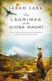 Reseña: Las lágrimas de la Diosa Maorí, de Sarah Lark (Trilogía Kauri #3)