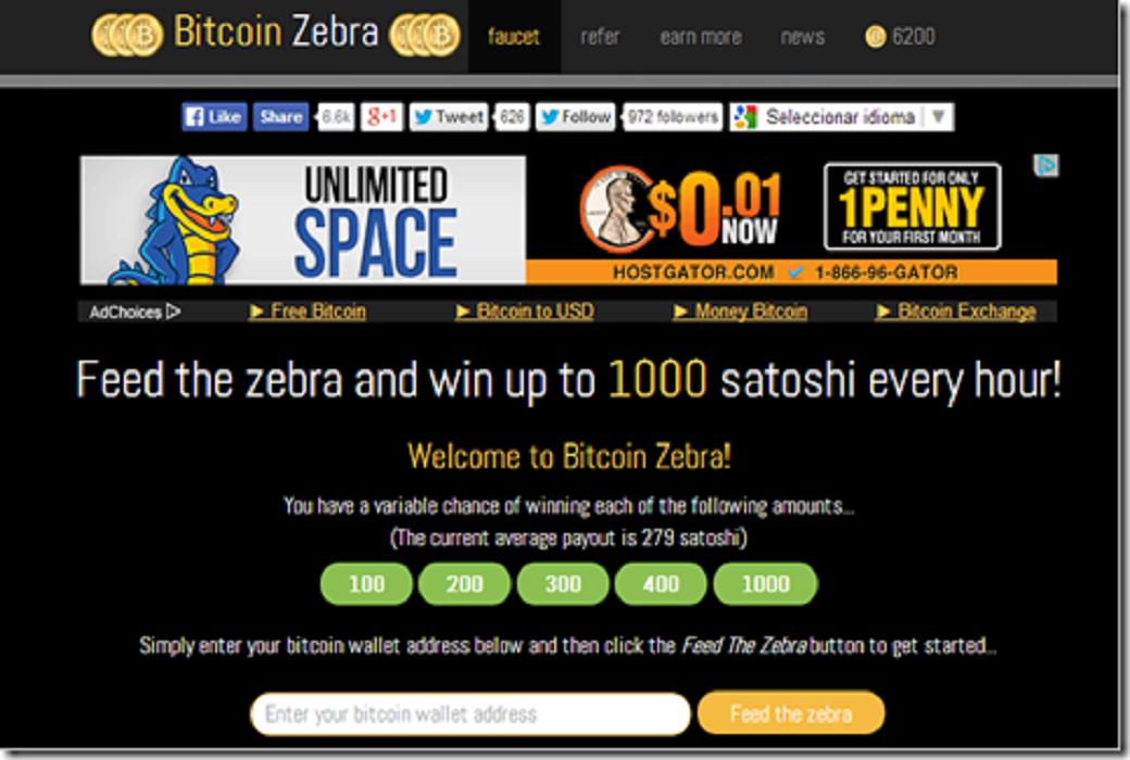 Bitcoin Zebra Bot review (Bitcoin bots) - 2Captcha
