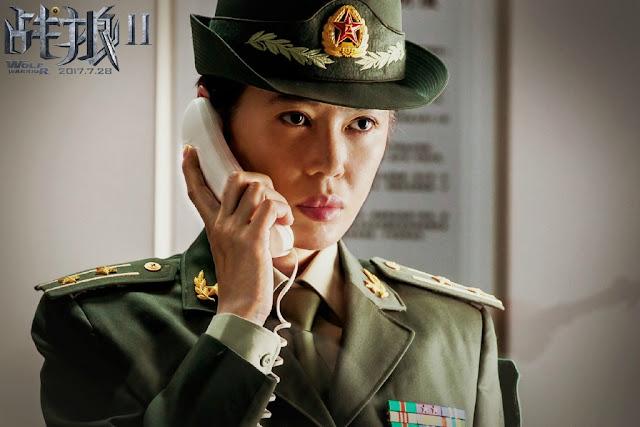 Wolf Warrior 2 Yu Nan