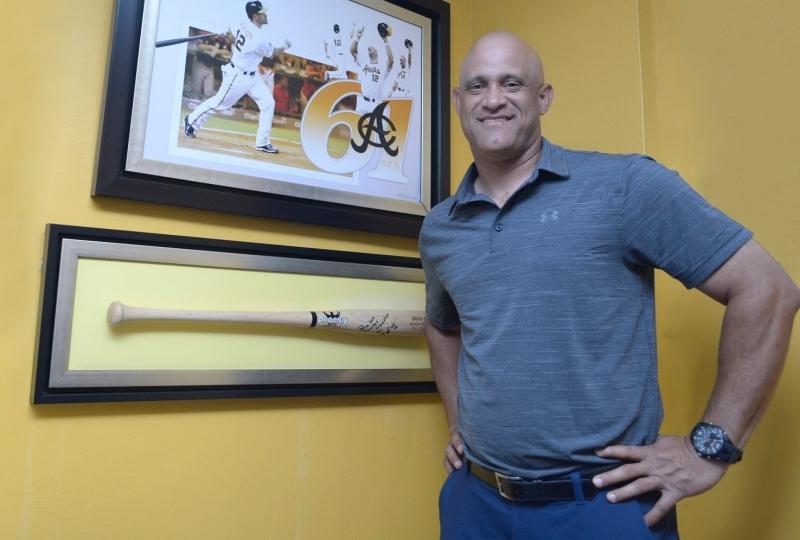 Mendy López, orgulloso de regresar a las Águilas