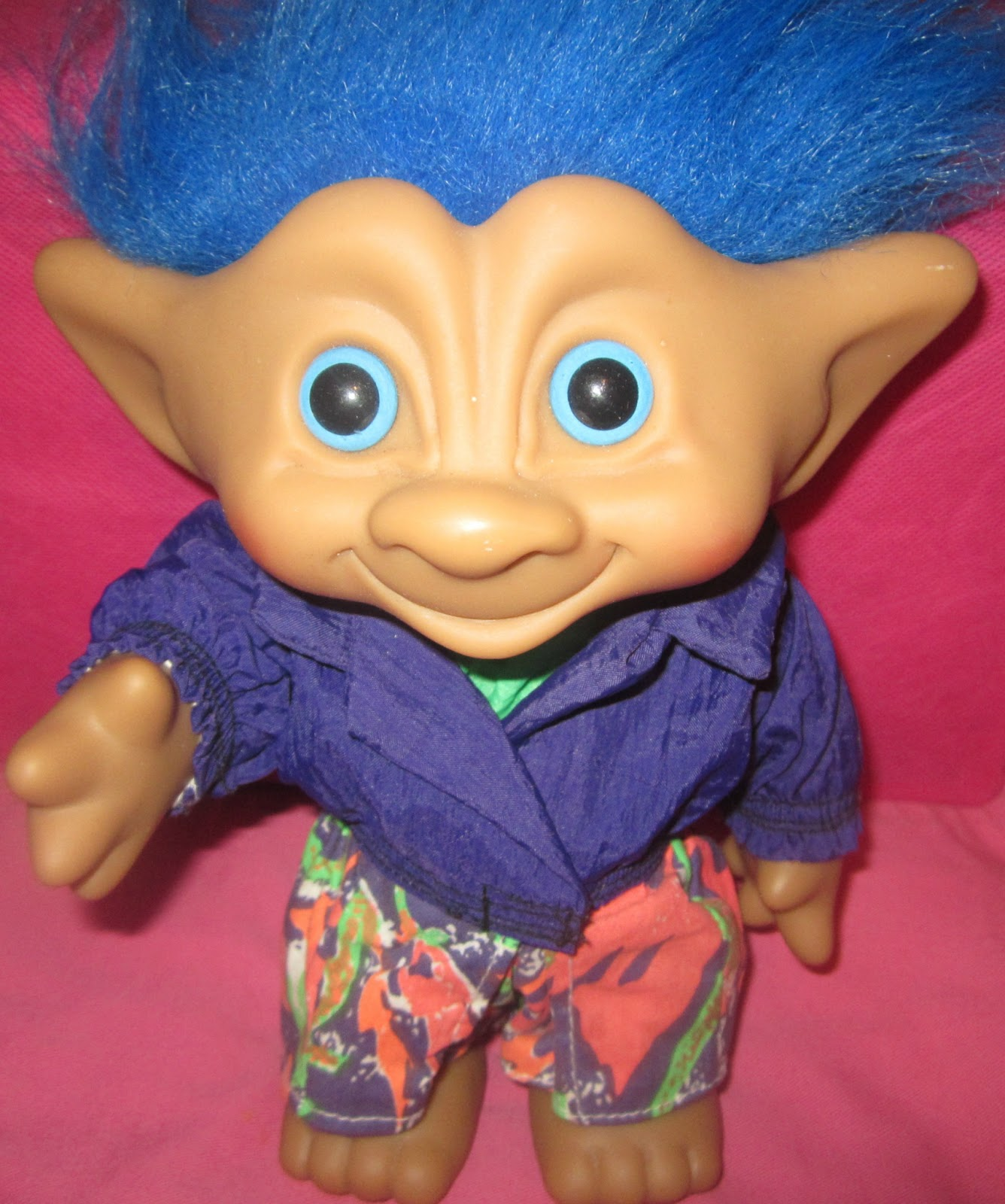 Just Trolling Around: BIG And Rare Ace Novelty & Russ Trolls