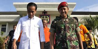 Ya Ampun Pak Presiden Jokowi Bingung Tulis Ejaan Kopassus - Commando
