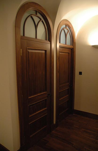 Orchard door design