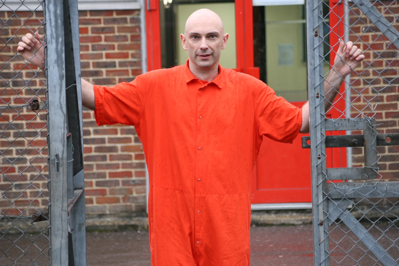 Jon S Jail Journal By Shaun Attwood Jumpsuit Yoga
