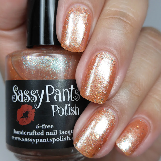 Sassy Pants Polish - Mermaid's Dream