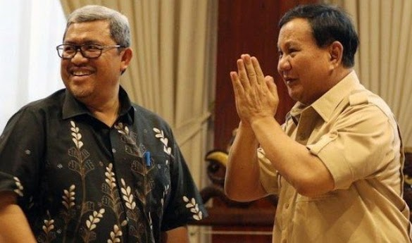 PKS Terus Dorong Prabowo-Aher