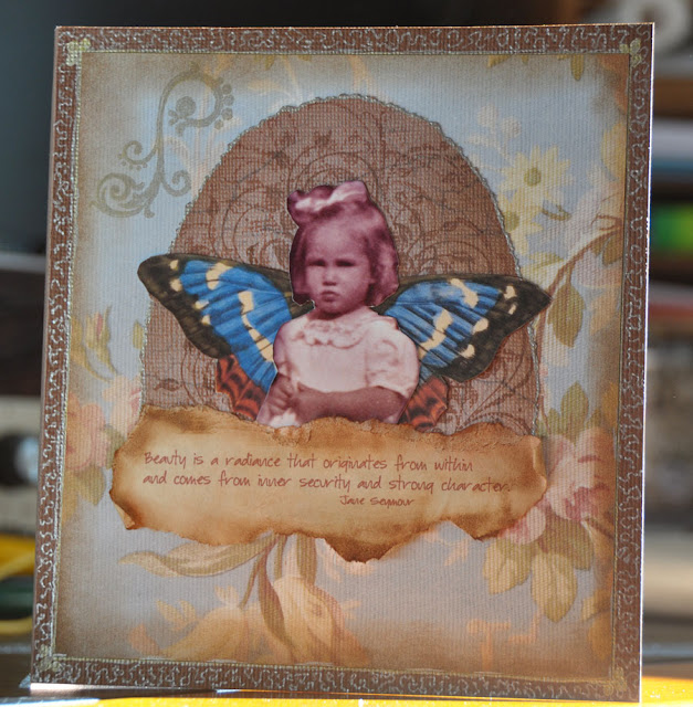 child card by Jesse Rowan
