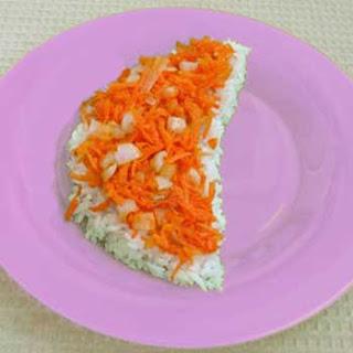 салат апельсиновая долька пошаговый