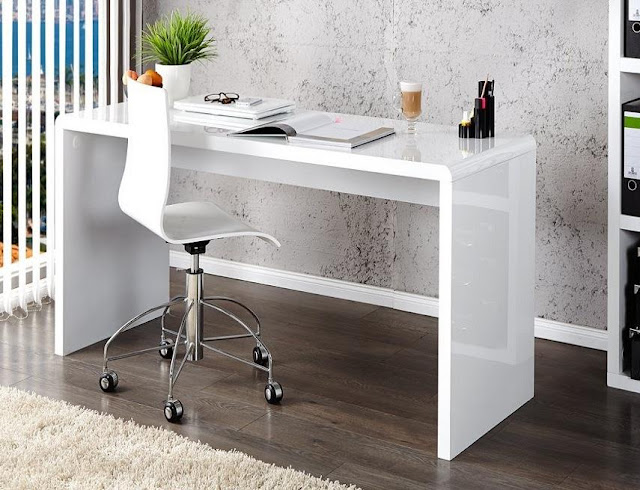 best buying modern white office furniture online for sale