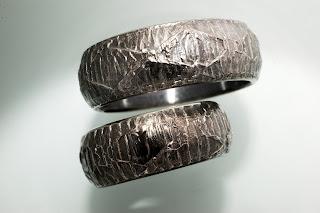 Billiga designade silverringar