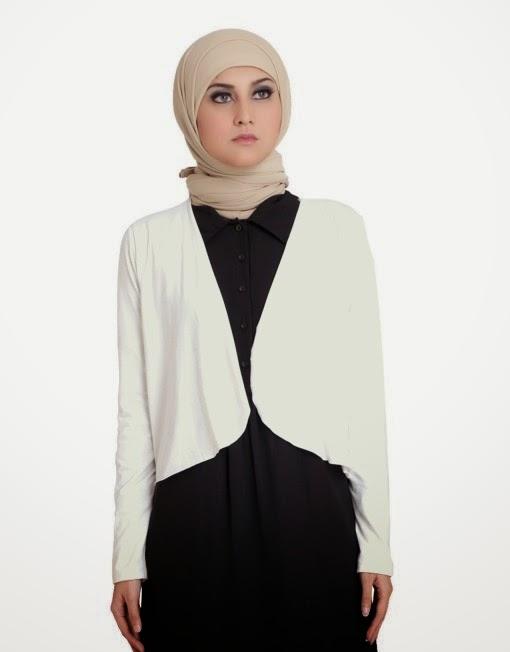 Busana Blazer Muslim Wanita Elegan
