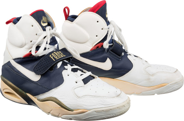 John Stockton sneakers Olympic Games 1992