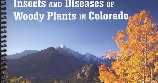Great reference book for insects and diseases of woody plants