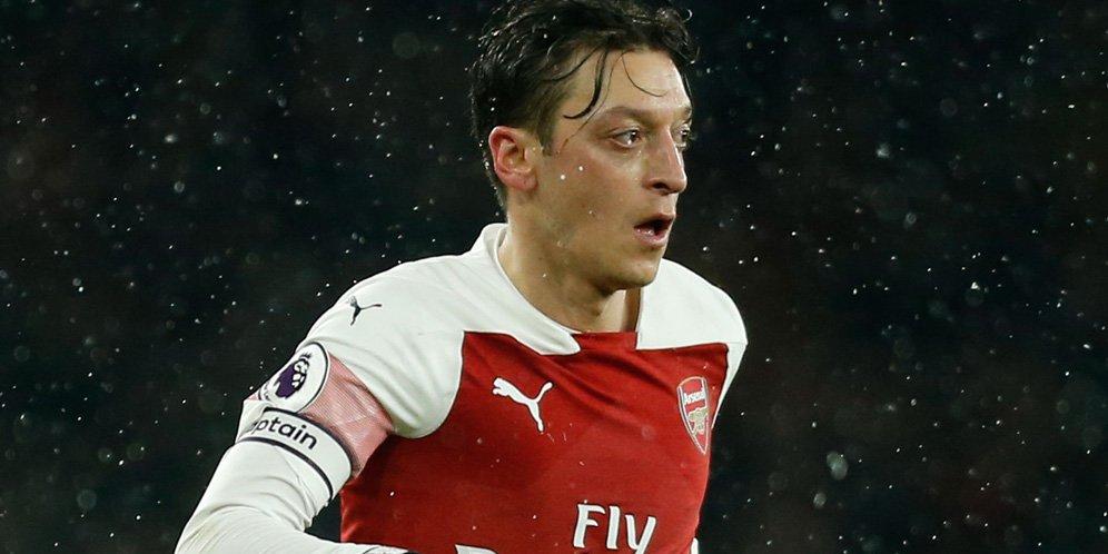 5 Kandidat Pengganti Mesut Ozil di Arsenal