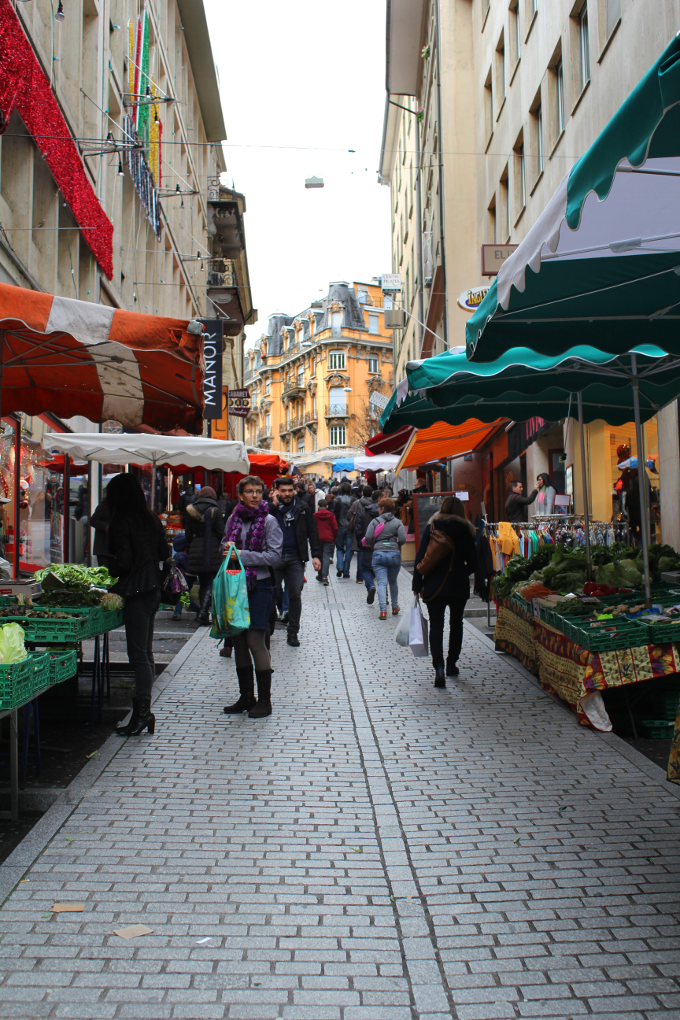 Where to Shop in Lausanne - The Wayfarer