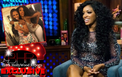 Porsha Williams Attacks Assistant Jami Zeigler, And This Could Land Her Into Jail !!
