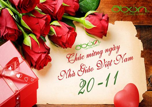 Chúc Mừng Ngày Nhà Giáo Việt Nam 20.11.2014.