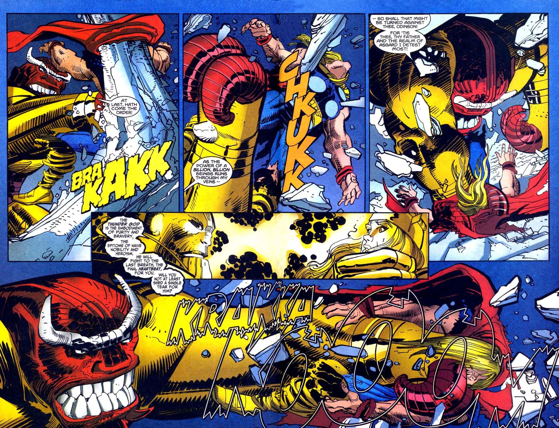 Thor (1998) Issue #22 #23 - English 4