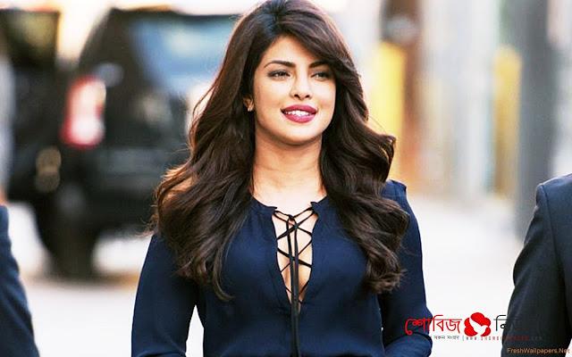 রং তুলিতে Priyanka Chopra