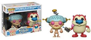 Ren & Stimpy - Happy, Happy, Joy, Joy 2-pack.
