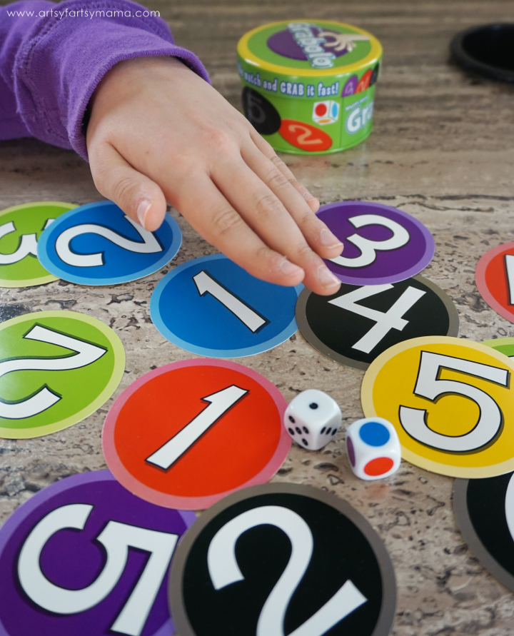 Keep Kids Learning this Summer with Grabolo from PlayMonster
