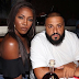Check: Tiwa Savage poses with DJ Khaled
