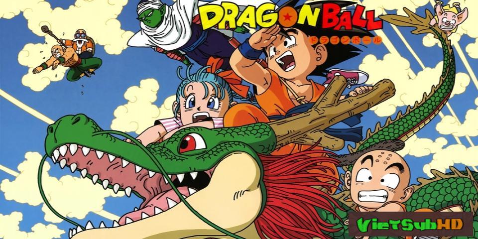 Phim Bảy Viên Ngọc Rồng Hoàn tất (153/153) VietSub HD | Dragon Ball 1986